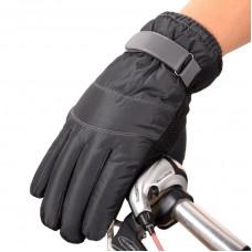 Перчатки  для сенсорных экранов непромокаемые, ветрозащитные, утепленные !  Серые код 107