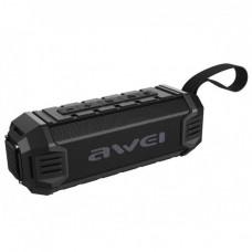 Портативная Bluetooth колонка Awei Y280 Черная