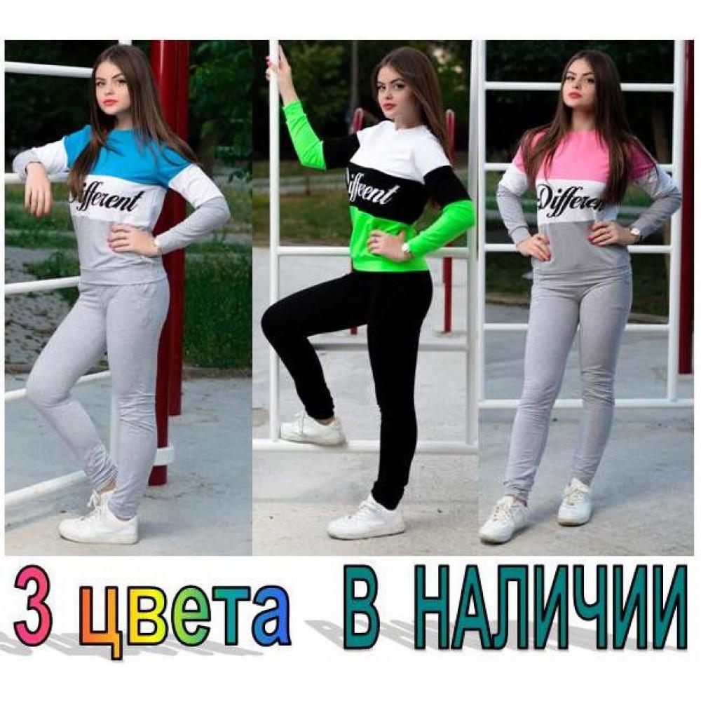 "Спортивный КОСТЮМ ""Different"" код: 713"
