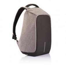 Рюкзак антивор с USB Серый (006642)