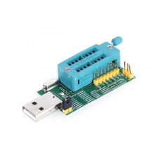 USB программатор Спартак CH341A 24 25 FLASH 24 EEPROM (004282)