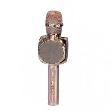 Микрофон караоке Magic Karaoke YS63 Pink (300332PI)