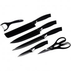 Набор ножей для кухни Genuine- 4787, 6 предметов