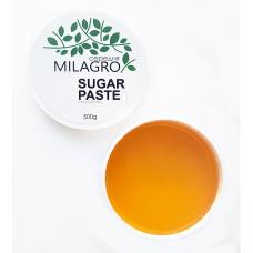 Сахарная паста для шугаринга Milagro Средней жесткости 500 г (2d-372)