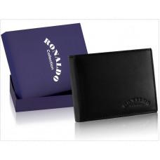 Мужской брендовый кошелек Ronaldo производство Италия №210