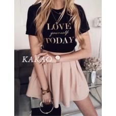 Женская футболка качественная, стильная, безразмерная