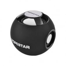 Портативная Bluetooth колонка мини динамик MP3/SD/FM Hopestar H46 Black (111825)