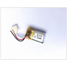 Аккумулятор 301020P / 031020P 50 мАч размер 3 * 10 * 20 (мм)  смарт часов Q50 другой носимой електроники