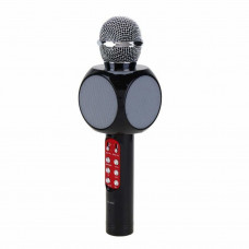Беспроводной микрофон WSTER WS-1816 Black (nri-2263)
