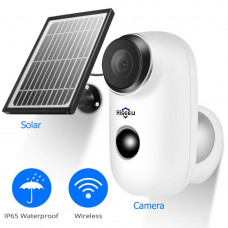 Автономная WiFi камера Hiseeu Solar-Battery (2Mp, IP)