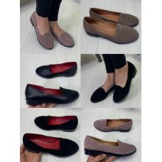 Туфли  женские натуральная кожа и замша  Р. 36-41