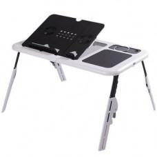Подставка для ноутбука столик HLV с двумя USB кулерамим (001118)