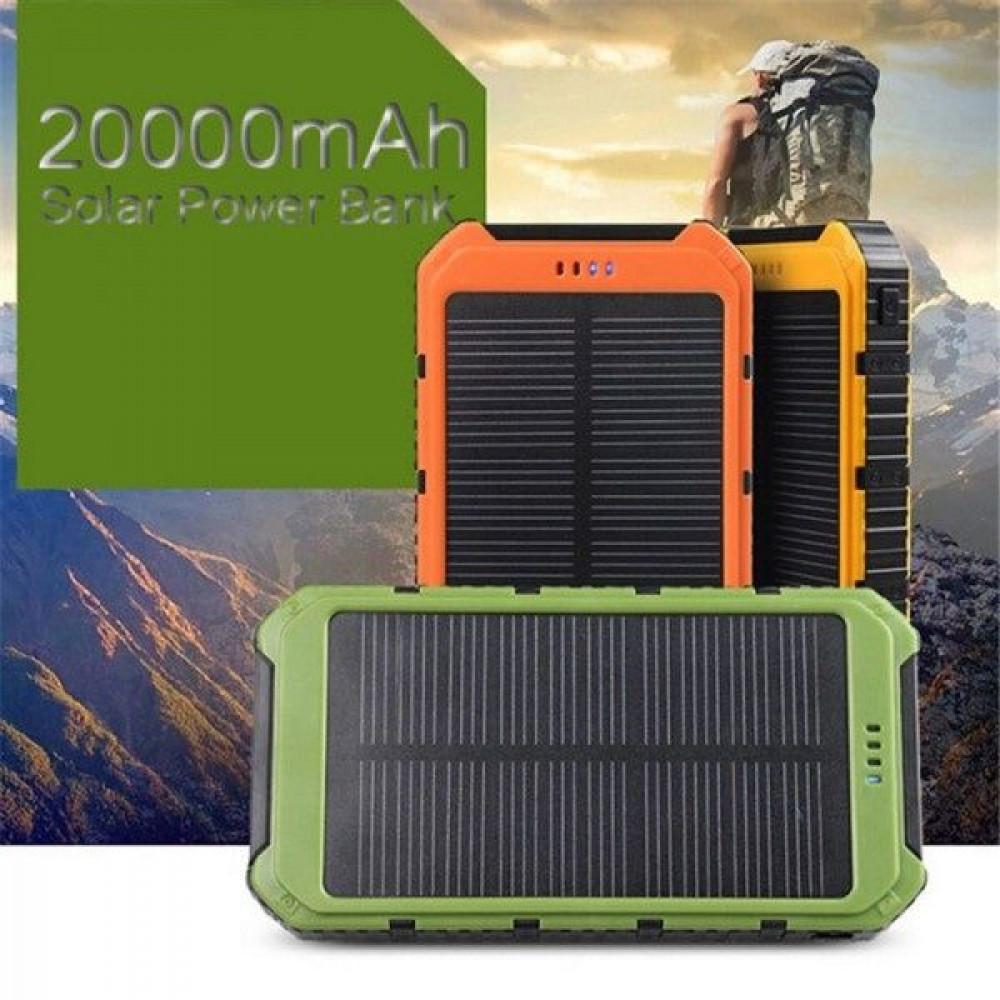 Портативный аккумулятор Power Bank S400 20000 mAh