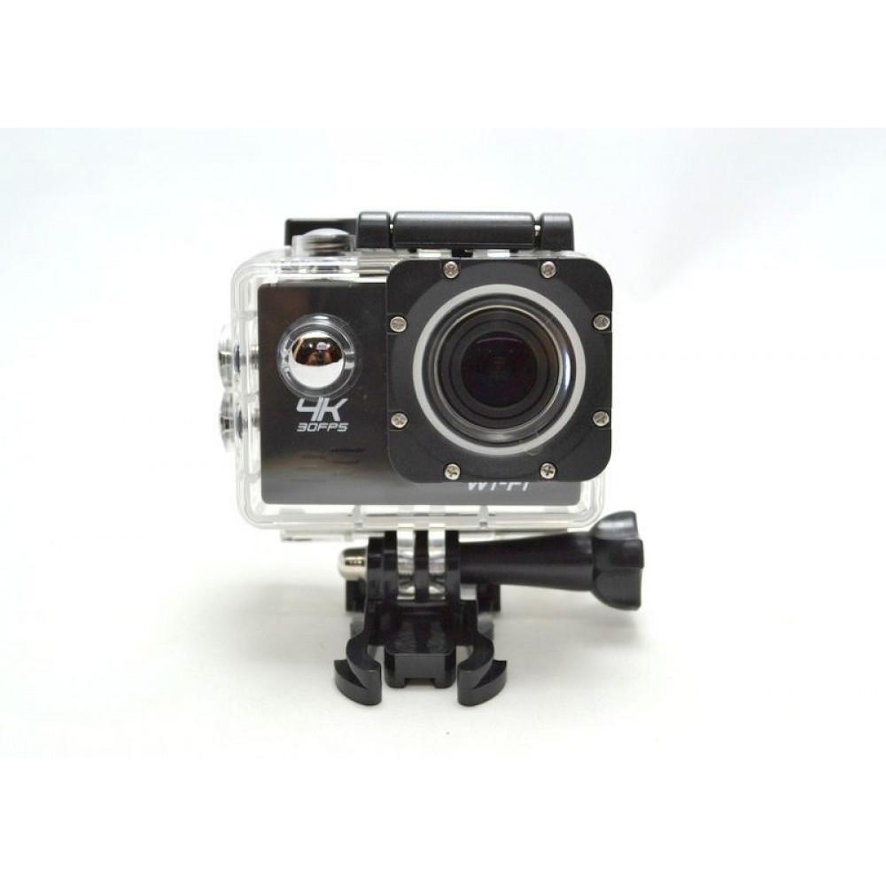 Экшен камера 4K 8000Вwi-fi 4k  видео 4К/30fps (3264*1836)