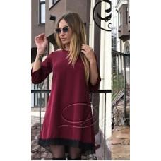 Платье с кружевом Emma Новинка!