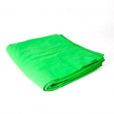 Фон тканевый для фотостудии Chromakey 2х2.2 м Зеленый (uf312)