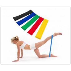 Набор фитнес резинок Loop Bands (5 резинок)
