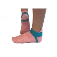 Носки для йоги RAO нескользящие Розовые (000001068)
