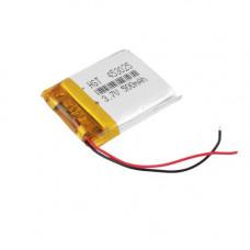 Аккумулятор Li-Ion 453025, 500mAh, 3.7V