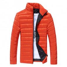 Стильная мужская куртка весна-осень  Hb10707a  Размер M, L, XL, 2XL 3XL красная