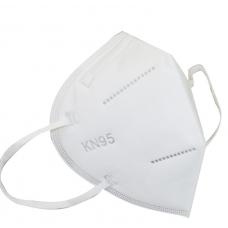 Маска фильтрующая (респиратор) , класс защиты KN95  FFP2 опт от 10 штук