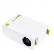 Проектор Led Projector YG310 портативный мультимедийный с динамиком (007125)