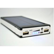 Портативный аккумулятор Solar Power Bank P-25000 mAh