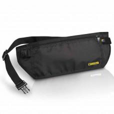 Поясная сумка-кошелек для путешествий Travel Blue Money Belt Черный (111B)