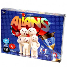 Настольная игра Элиас Danko Toys укр (ALN-01UR)