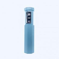 Портативный карманный телескопический стерилизатор UV UVС Голубой