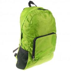 Складной рюкзак Sky 30х12х38 см Зеленый (57170001)