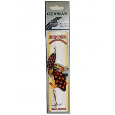 Блесна German Sf-3441 Вертушка (234418)