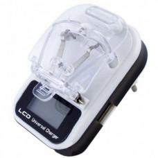 Адаптер жабка, универсальное зарядное устройство
