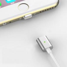 Магнитный кабель для зарядки iphone USB - Lightning (айфон) 1м