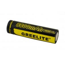 Аккумулятор 18650 Black Greelite 8800 mah