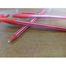 Ручка красная шариковая