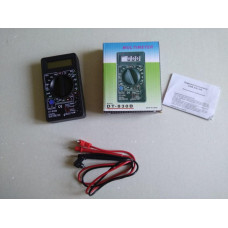 Мультиметр тестер цифровой DT 830 B