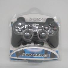 Джойстик для компьютера USB игровой GamePad DualShock вибро DJ-208