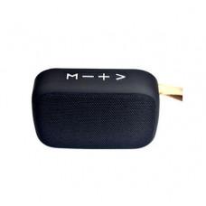 Bluetooth-колонка портативная блютуз с поддержкой TF-карты черная