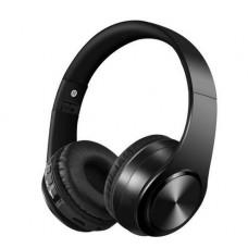 Bluetooth наушники блютуз с микрофоном, поддержка TF, Bluetooth 5,0 черные