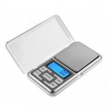 Карманные ювелирные весы 500g/0.1g MS 1724C подсветка