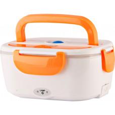 Ланч бокс с подогревом 220 В контейнер для еды оранжевый