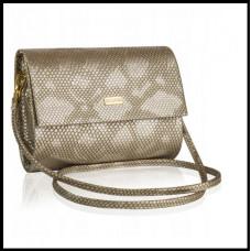 Женская сумка-клатч бренд BETLEWSKI производитель Польша цвета: Золотой