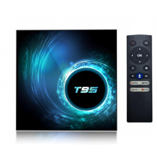 Смарт приставка YAGALA TV Box T95 на Android 10.0, 4 /32 ГБ