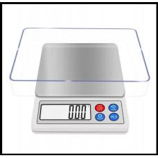 Высокоточные весы 0,01 г An Jieyu AJY-212 электронные карманные весы 2000гр