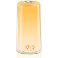 Будильник TITIROBA MY-10 с имитацией восхода солнца, цифровой светодиодные часы