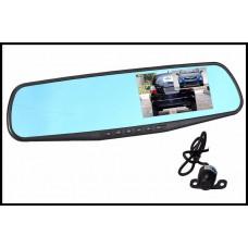 Видео регистратор Зеркало CUSTO DV110 экрана 4,3 дюйма качество HD1080P