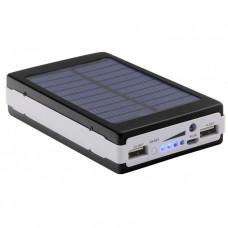 Повербанк + LED фонарик (реальная емкость 9600)