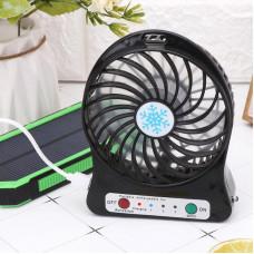 Вентилятор аккумуляторный мини mini xsfs-01 черный