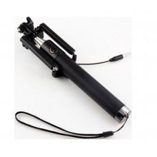 Селфи-монопод UFT SS6 со шнуром Black нагрузки 0.5 кг, высота 80 мм, Тип головки 2D